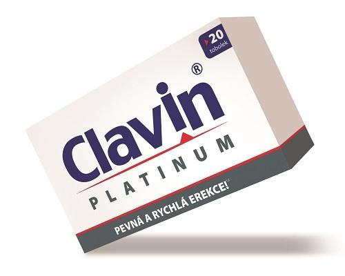 Zobrazit detail výrobku Simply You Clavin Platinum 20 tob.