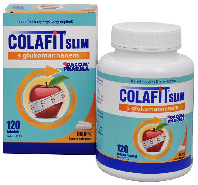 Zobrazit detail výrobku Dacom Pharma Colafit slim s glukomannanem 120 tob.