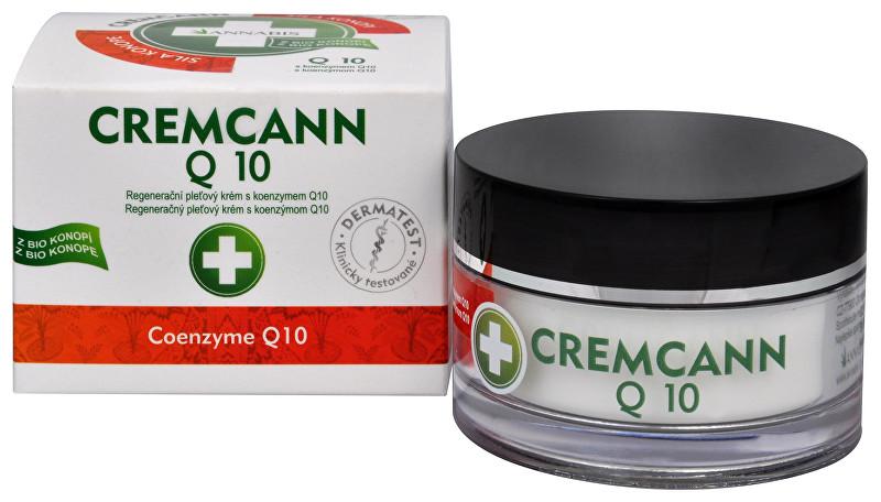 Zobrazit detail výrobku Annabis Cremcann Q10 - konopný regenerační pleťový krém 50 ml