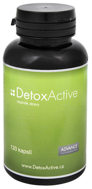 DetoxActive 120 kapslí