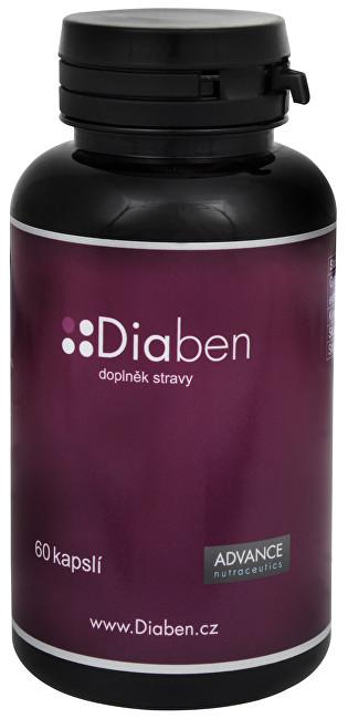 Zobrazit detail výrobku Advance nutraceutics Diaben 60 kapslí