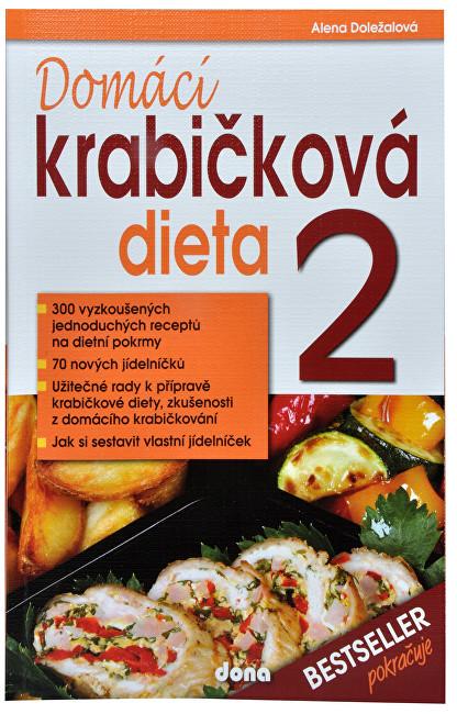 Zobrazit detail výrobku Knihy Domácí krabičková dieta 2 (Alena Doležalová)