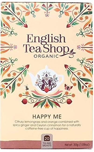 Zobrazit detail výrobku English Tea Shop Pocit štěstí 20 sáčků