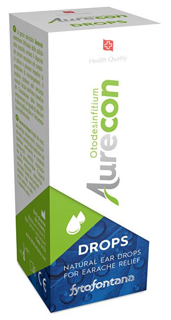 FYTOFONTANA Aurecon ušní kapky 10 ml
