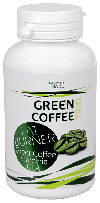 DoktorBio Green Coffee Trio 90 tablet
