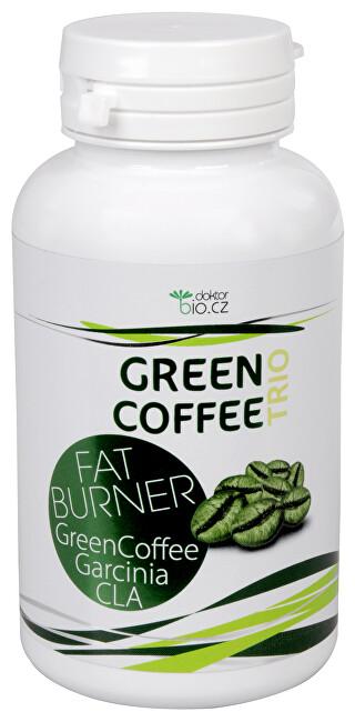 Zobrazit detail výrobku DoktorBio Green Coffee Trio 90 kapslí