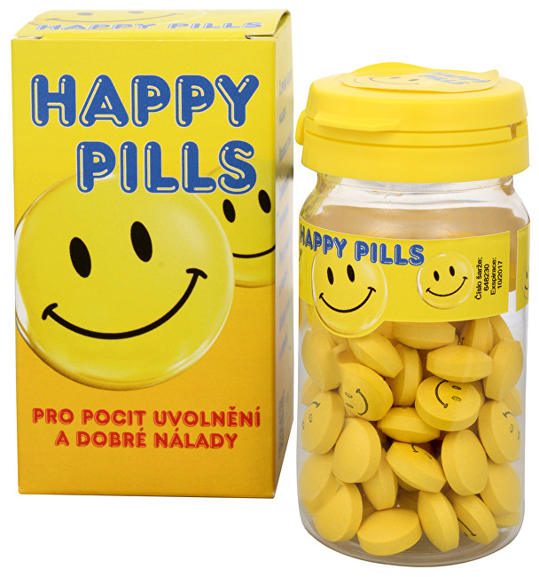 Happy Pills 75 tbl.
