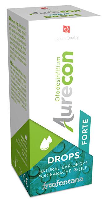 Zobrazit detail výrobku FYTOFONTANA Aurecon ušní kapky Forte 10 ml