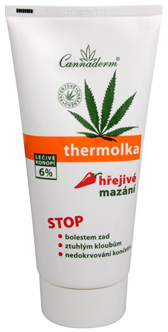 Hřejivé mazaní Thermolka 200 ml