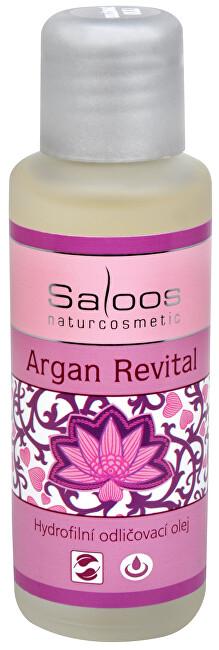 Hydrofilní odličovací olej - Argan Revital 50 ml