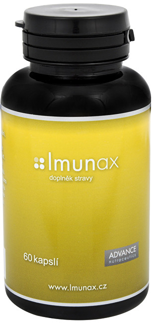 Advance nutraceutics Imunax 60 kapslí