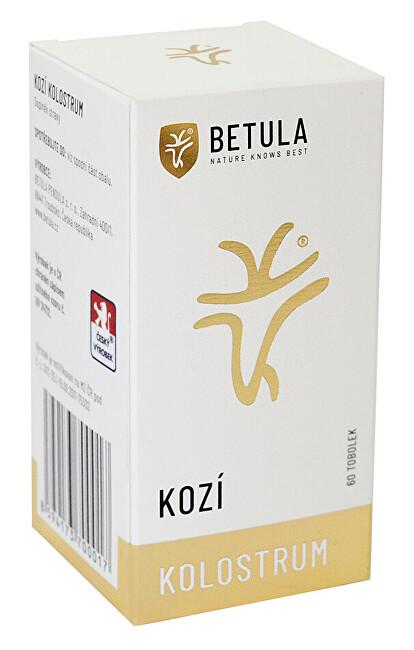 Zobrazit detail výrobku Betula pendula Kozí kolostrum 60 tob.