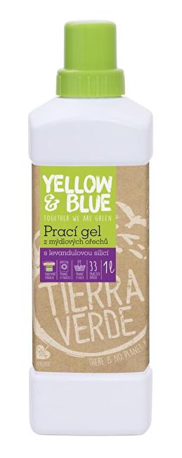 Zobrazit detail výrobku Yellow & Blue Levandulové máchadlo prádla 1 l