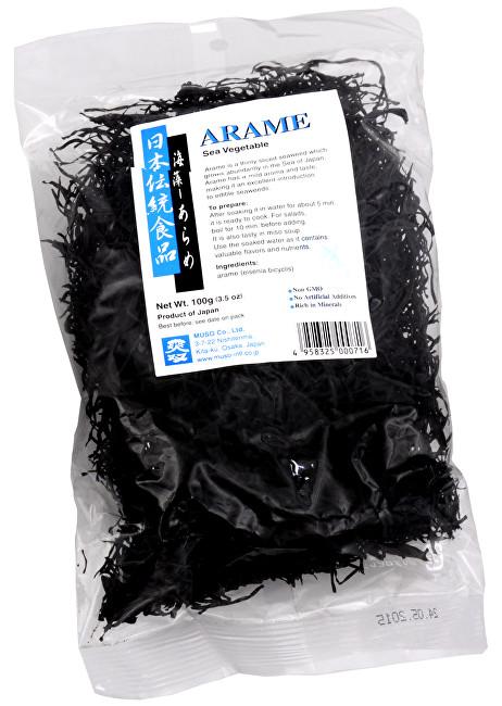 Zobrazit detail výrobku Country Life Mořské řasy Arame Muso 100 g