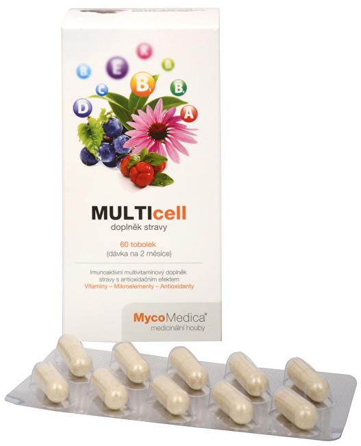 Zobrazit detail výrobku MycoMedica MULTIcell 60 tob.