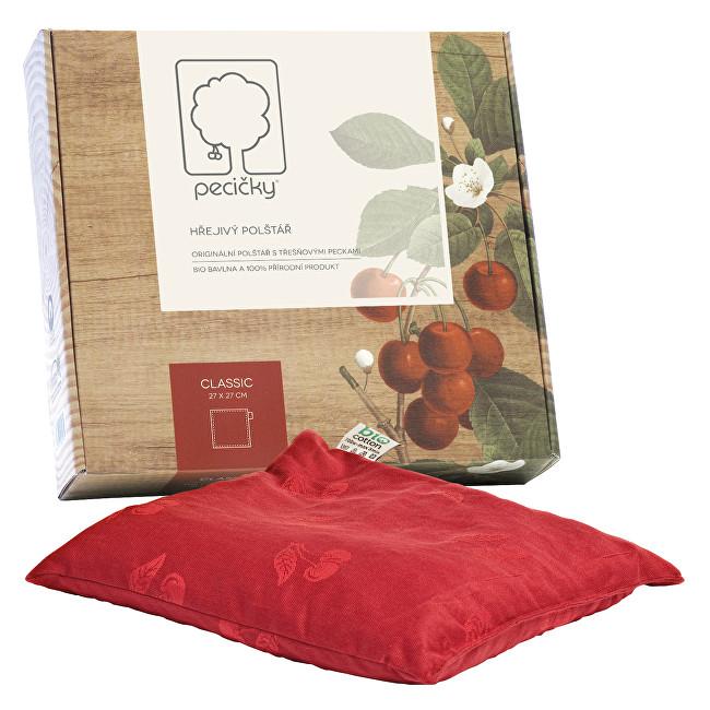 Zobrazit detail výrobku Pecičky Nahřívací polštářek Pecičky Classic - SLEVA - pomačkaná krabička