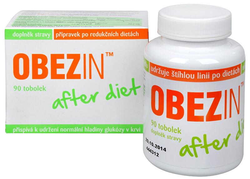 Zobrazit detail výrobku Danare Obezin after diet 90 tob.