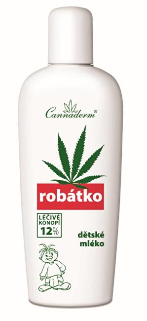 Zobrazit detail výrobku Cannaderm Ošetřující mléko Robátko 150 ml