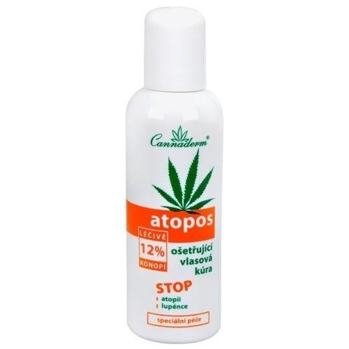 Ošetřující vlasová kúra Atopos 100 ml