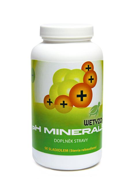 Zobrazit detail výrobku Wetyzo pH Minerals na odkyselení organismu 320 g
