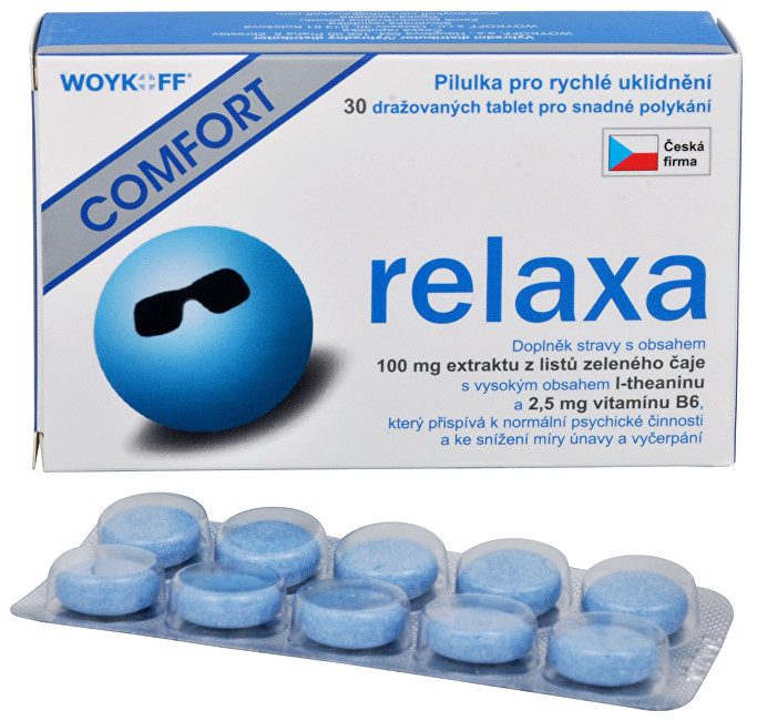 Woykoff Relaxa Comfort 30 tbl.