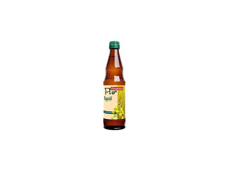 Zobrazit detail výrobku Rinatura Bio Řepkový olej za studena lisovaný 250ml
