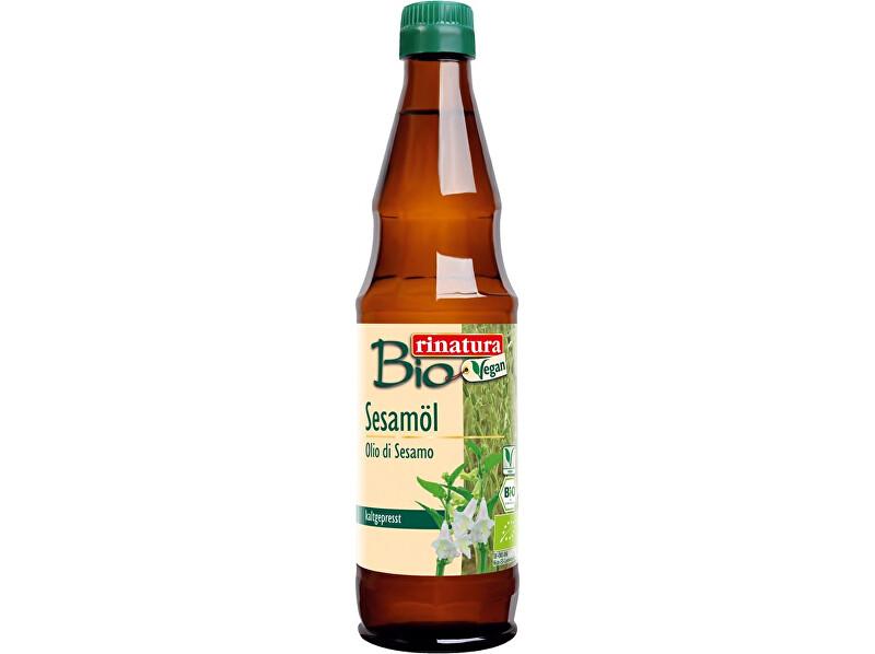 Rinatura Bio Sezamový olej za studená lisovaný 500ml