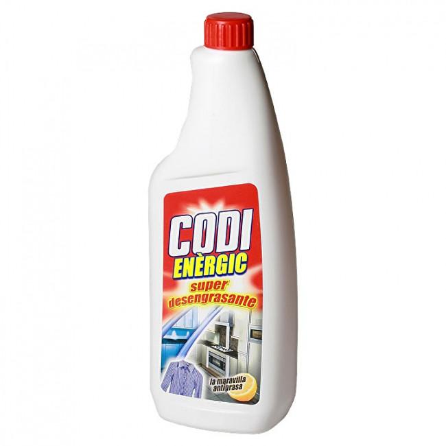 Zobrazit detail výrobku Finclub Univerzální odmašťovač Codi Energic 750 ml ( náplň )