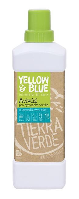 Zobrazit detail výrobku Yellow & Blue Aviváž s levandulovou silicí 1 l
