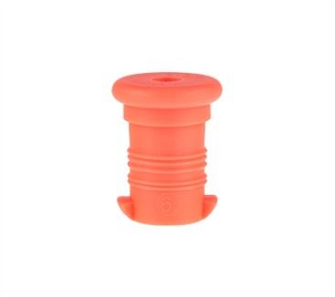 Zobrazit detail výrobku R&B Zdravá lahev Zátka Oranžová fluo