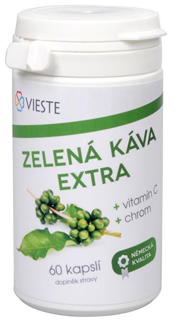 Zelená káva Extra 60 kapslí