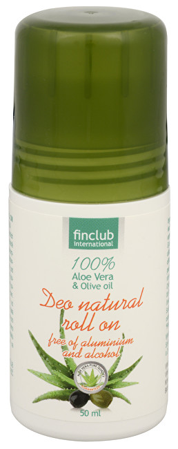 Zobrazit detail výrobku Finclub Aloe Vera roll-on 50 ml
