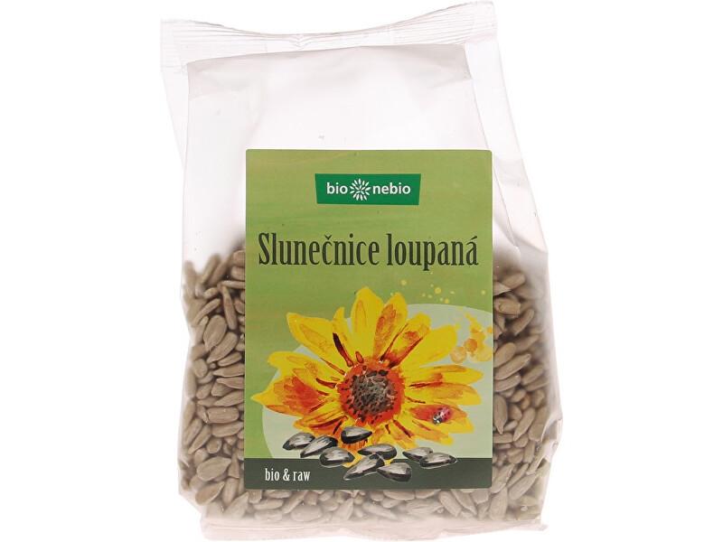 Zobrazit detail výrobku Bio nebio s. r. o. Bio Slunečnicové semínko 200g - SLEVA - KRÁTKÁ EXPIRACE 30.8.2021