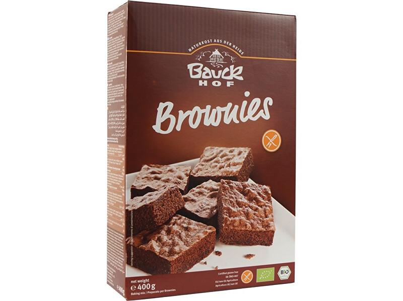 Bio Brownies - čokoládový koláč bezlepková směs 400g
