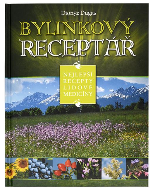 Zobrazit detail výrobku Knihy Bylinkový receptář (Dionýz Dugas)