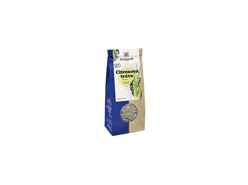 Zobrazit detail výrobku Sonnentor Bio Citronová tráva čaj syp. 80g