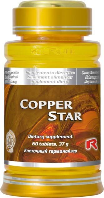 Zobrazit detail výrobku Starlife Copper Star 90 tablet