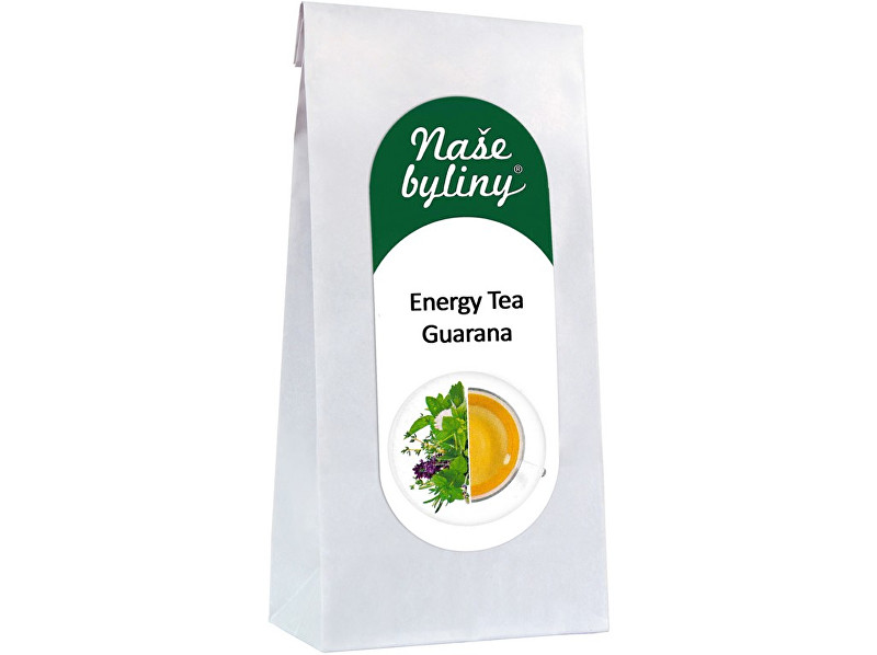OXALIS Energy Tea Guarana 50g