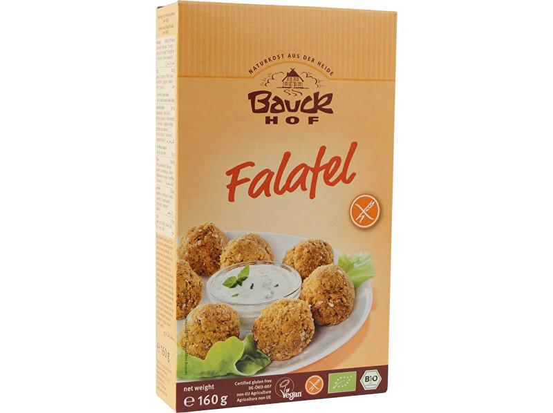 Zobrazit detail výrobku Bauck hof Bio Falafel 160g, bezlepková směs