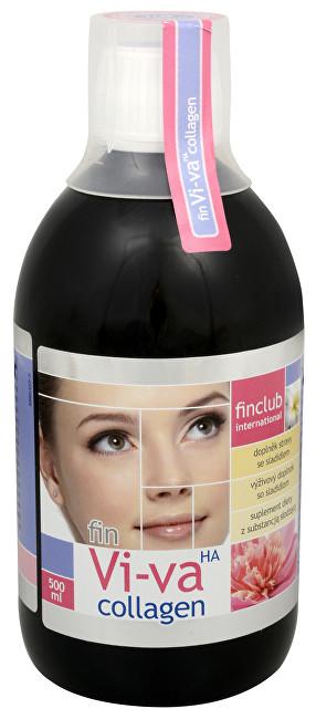 Zobrazit detail výrobku Finclub Fin VI-vA HA collagen 500 ml