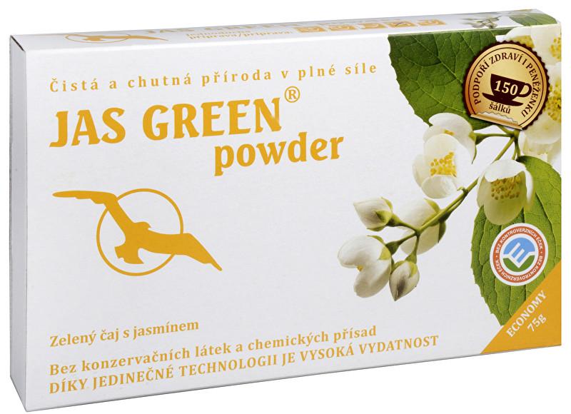 Zobrazit detail výrobku Phoenix Division Jas Green powder jasmínový zelený čaj 75 g