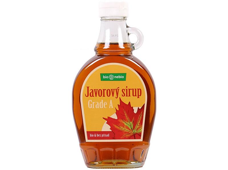 Bio Javorový sirup 100% Grade A 250ml