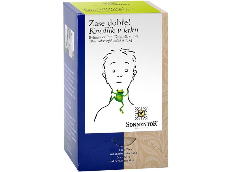 Zobrazit detail výrobku Sonnentor Knedlík v krku bio porc.dvoukomorový 27 g