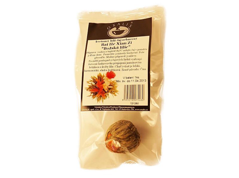 Zobrazit detail výrobku OXALIS Kvetoucí  čaj - Bai He Xian Zi (1ks)