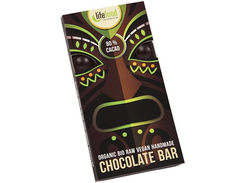 Zobrazit detail výrobku Lifefood Bio Lifefood Chocolate 80% Cacao 70g