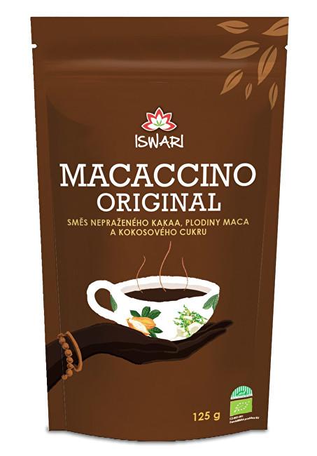 Zobrazit detail výrobku Iswari Macaccino 125 g