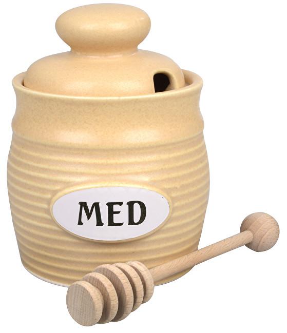 Zobrazit detail výrobku Čaje Hannasaki Medník s paličkou a s biogenerátorem Matový
