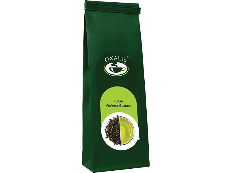 OXALIS Pu-Erh Wellness Guarana  60 g
