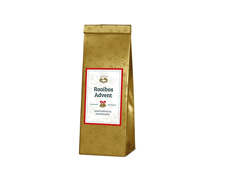 OXALIS Rooibos Advent 70 g - ván. přebal