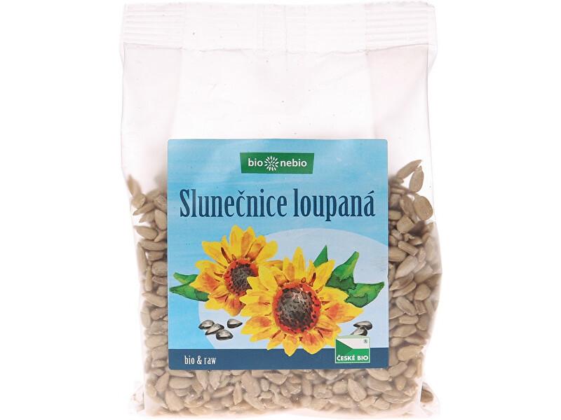 Zobrazit detail výrobku Bio nebio s. r. o. Bio Slunečnicové semínko Evropa 150g